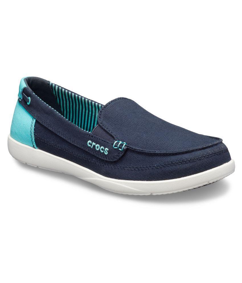Crocs Navy Casual Shoes