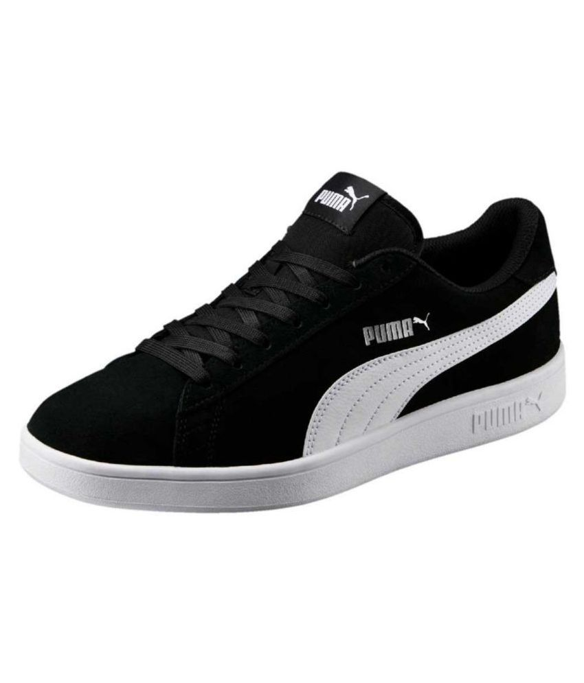 Puma Sneakers Black Casual Shoes - Buy