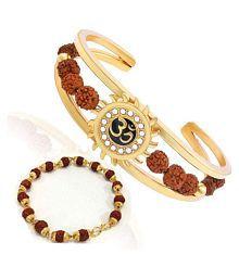 c8080599c5fec Bangles and Bracelets Upto 87% OFF: Buy Fashion Bangles and ...