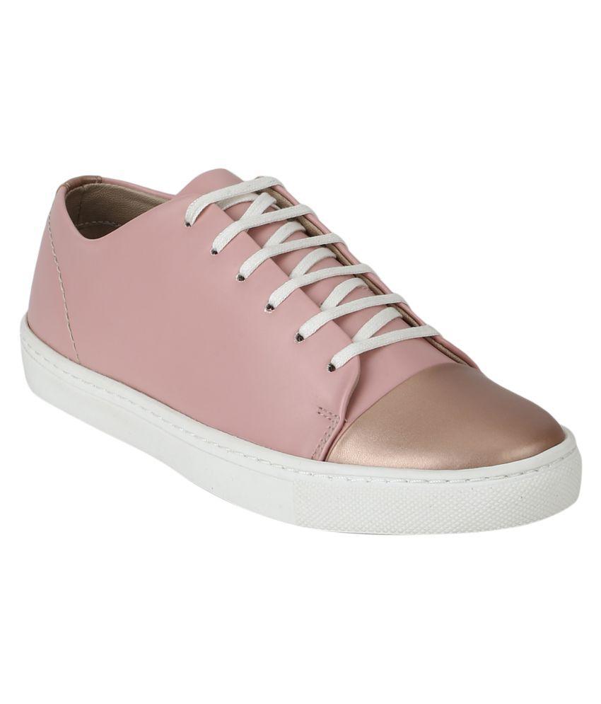 Aditi Wasan Pink Casual Shoes