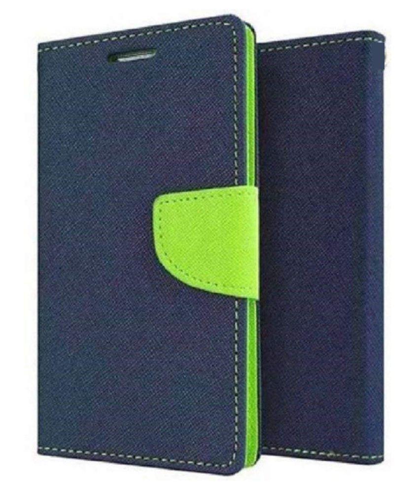 Oppo A71 Flip Cover by Zocardo - Blue