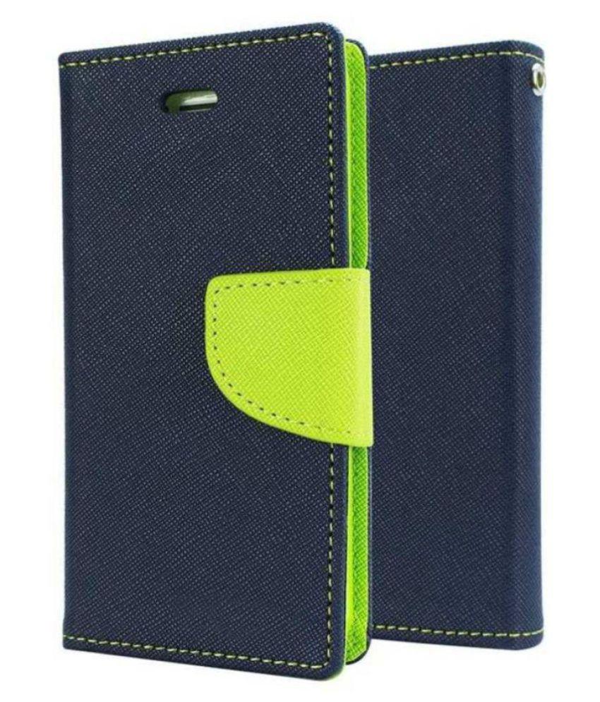 Nokia 2.1 Flip Cover by EMBOLO - Blue
