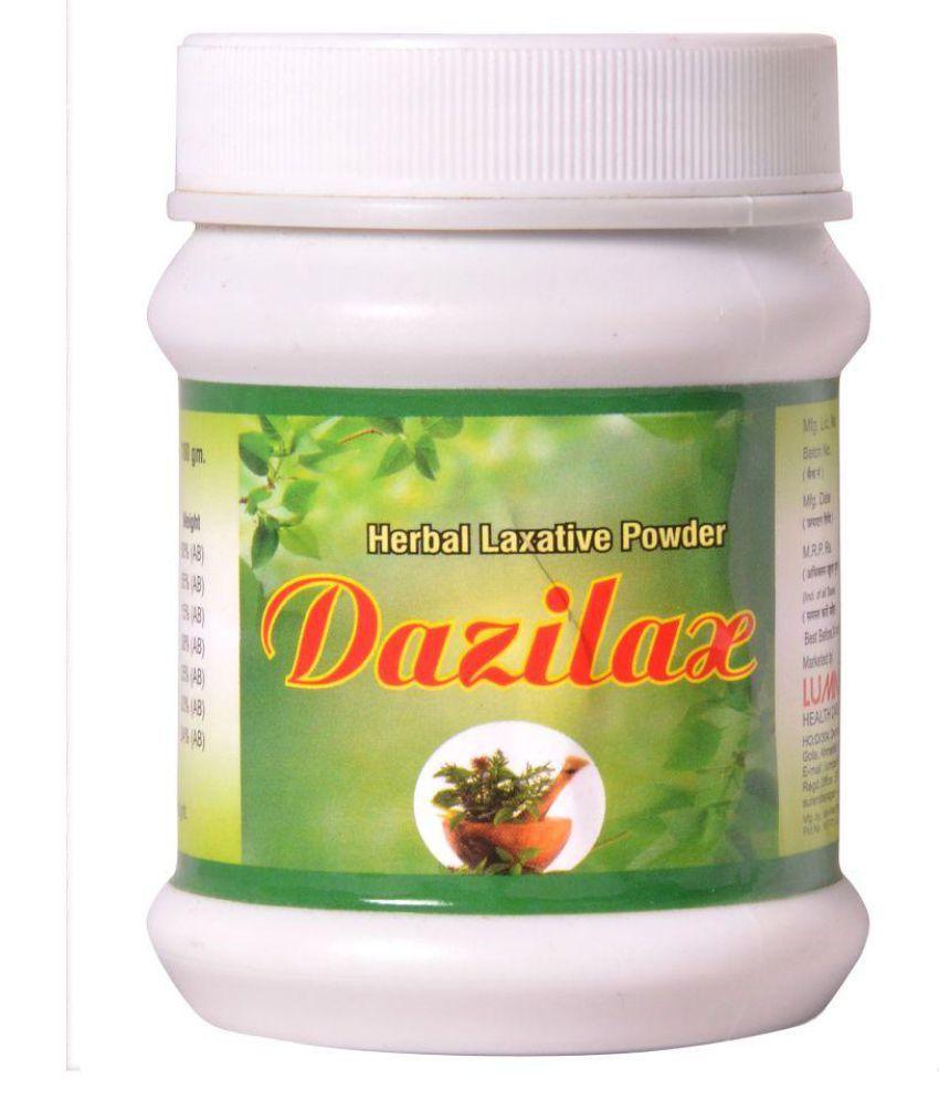 Dazilax herbal laxative Powder Powder 100 gm Pack Of 4