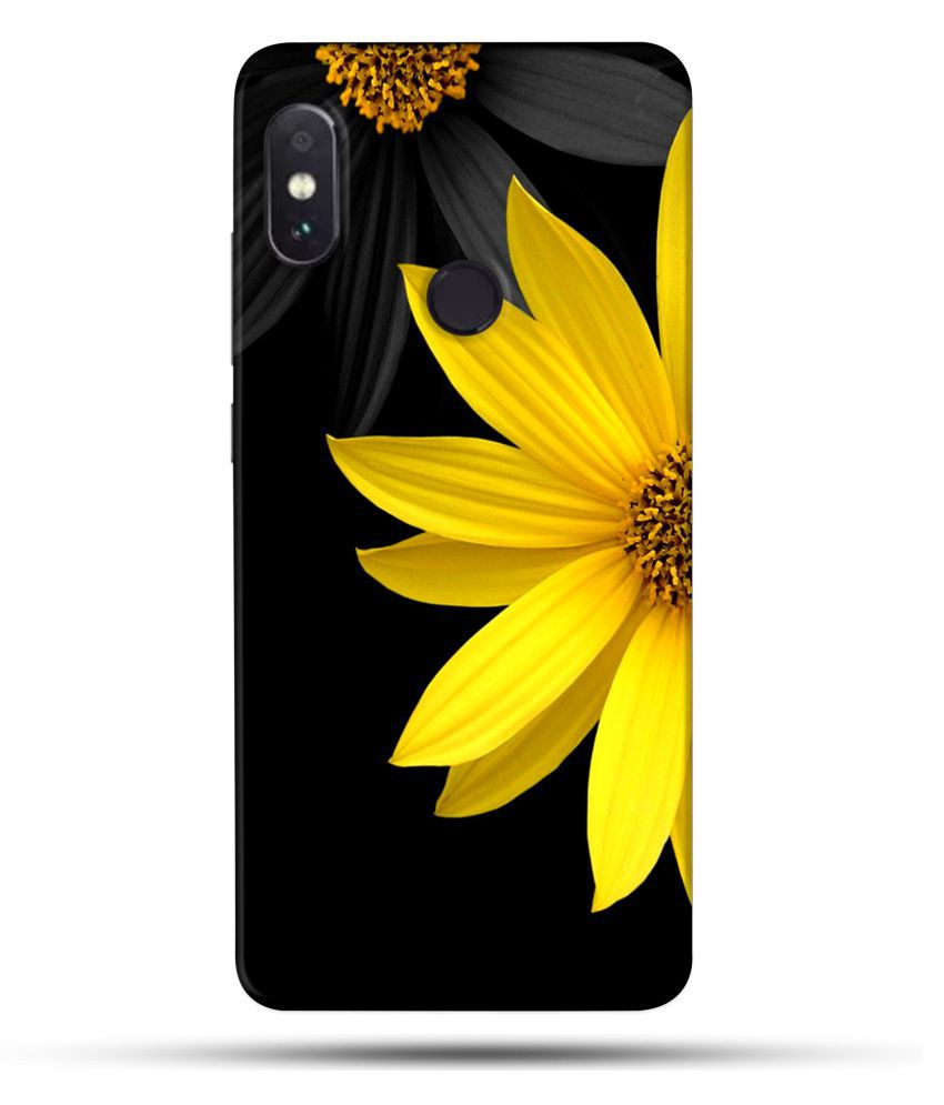 Xiaomi Redmi Note 6 Pro Printed Cover By HI5OUTLET