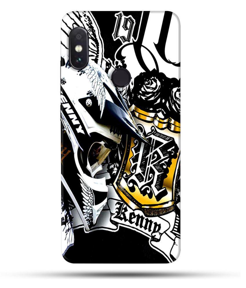Xiaomi Redmi 6 Pro Printed Cover By HI5OUTLET