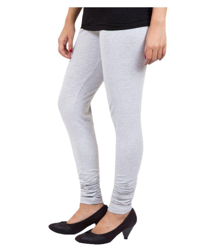 INIYA Cotton Lycra Single Leggings