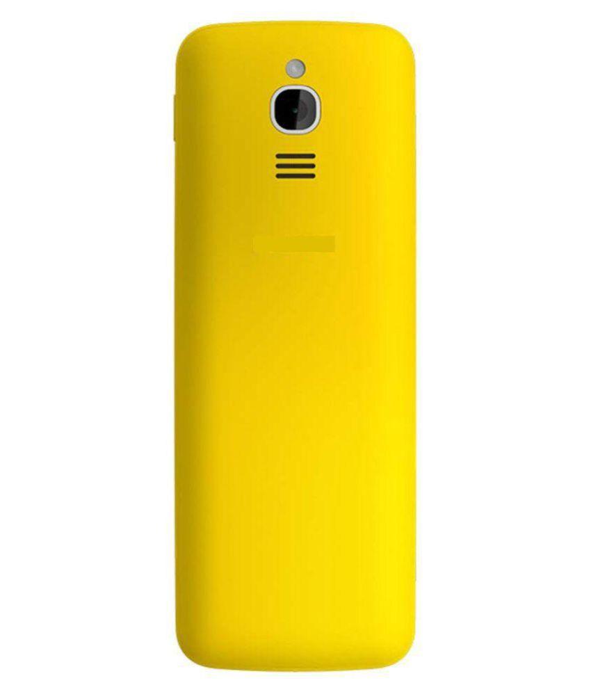 BLACKZONE Yellow NEO 8110 128 MB