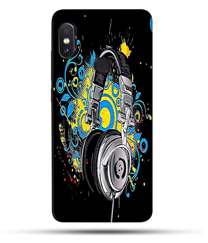 Xiaomi Mi A2 (Mi 6X) Printed Cover By HI5OUTLET