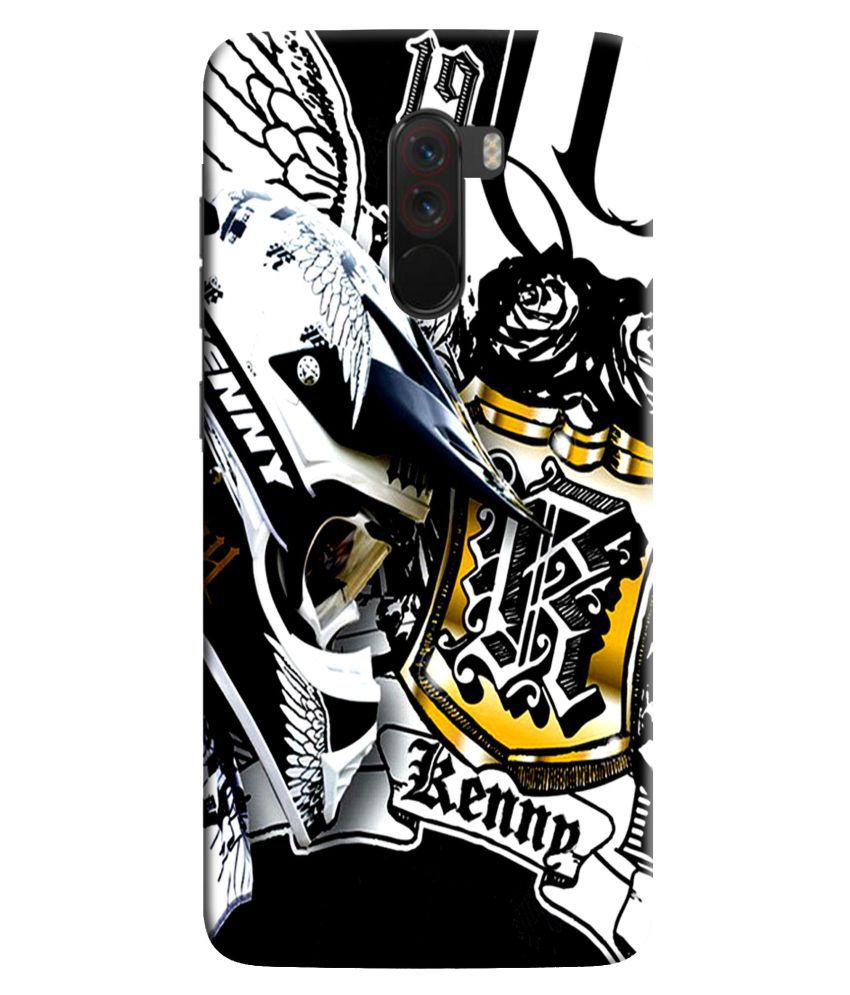 Xiaomi Redmi Poco F1 Printed Cover By HI5OUTLET