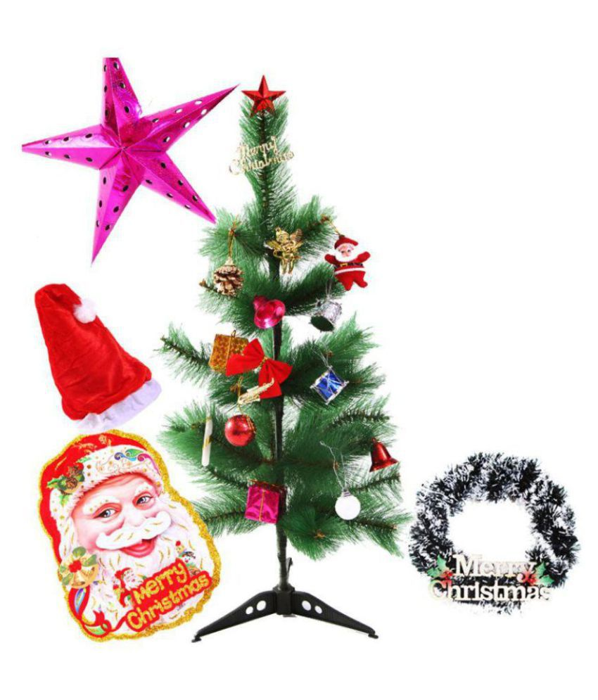 Creativity Centre Christmas Gifts Green 35 cms Christmas Tree