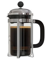 Kawachi Stainless Steel French Press Espresso 6 Cups 550 Watts Coffee Press