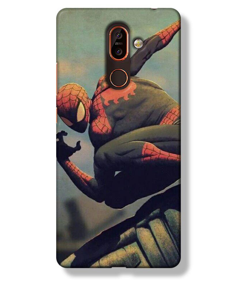 Nokia 7 Plus Printed Cover By GV GODESHWARAM