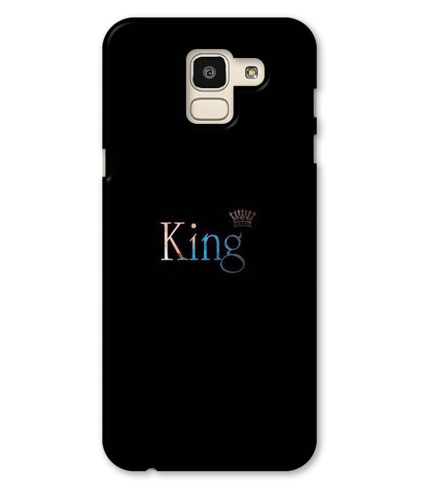 Samsung Galaxy A6 Printed Cover By GV GODESHWARAM