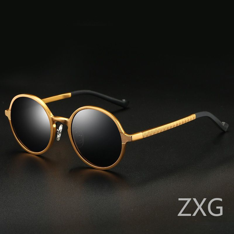 Swagger Black Round Sunglasses ( Fashion Sunglass Holiday Best Gifts )
