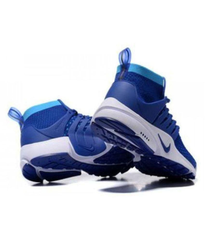 magasin en ligne 428f1 14157 Nike presto BRS 1000 DURALON Running Shoes Blue For Gym Wear