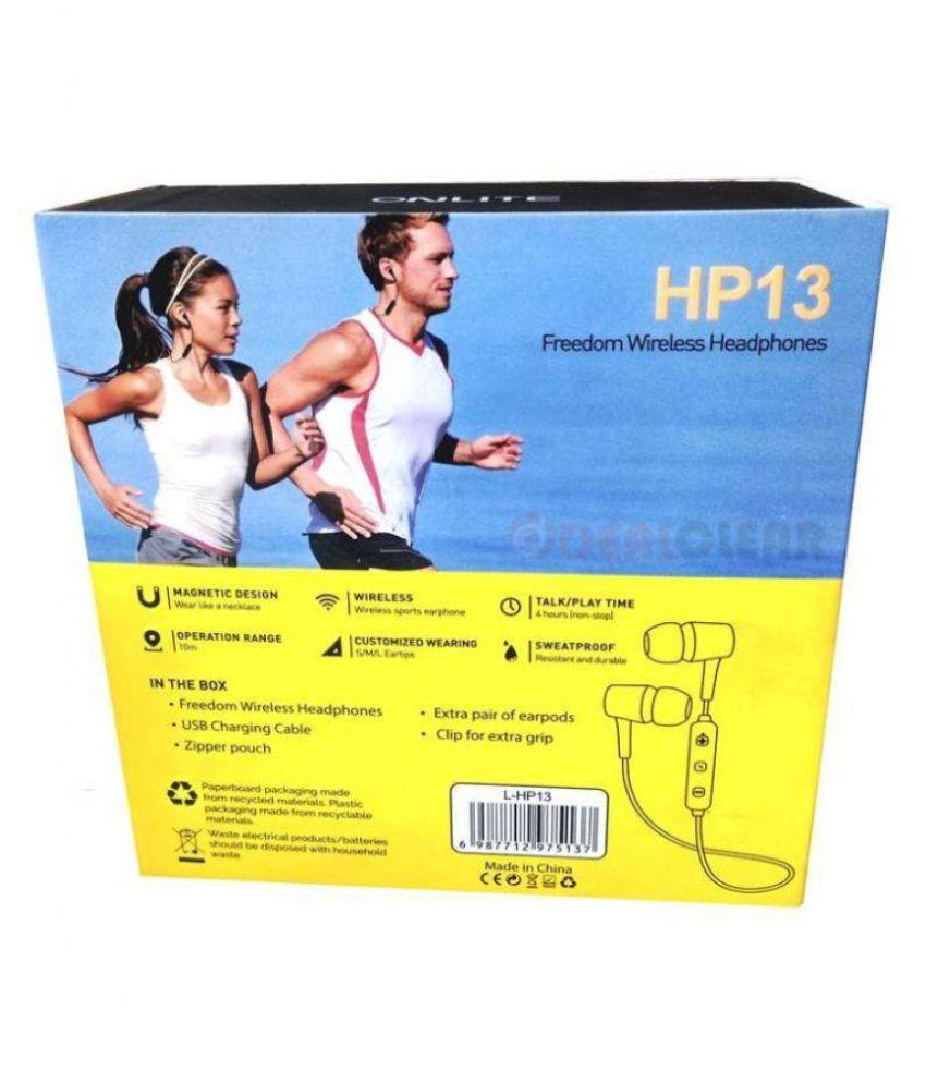 db8b727f6ec Onlite L-HP13 Onlite L-HP13 Bluetooth Headset - Black - Bluetooth ...