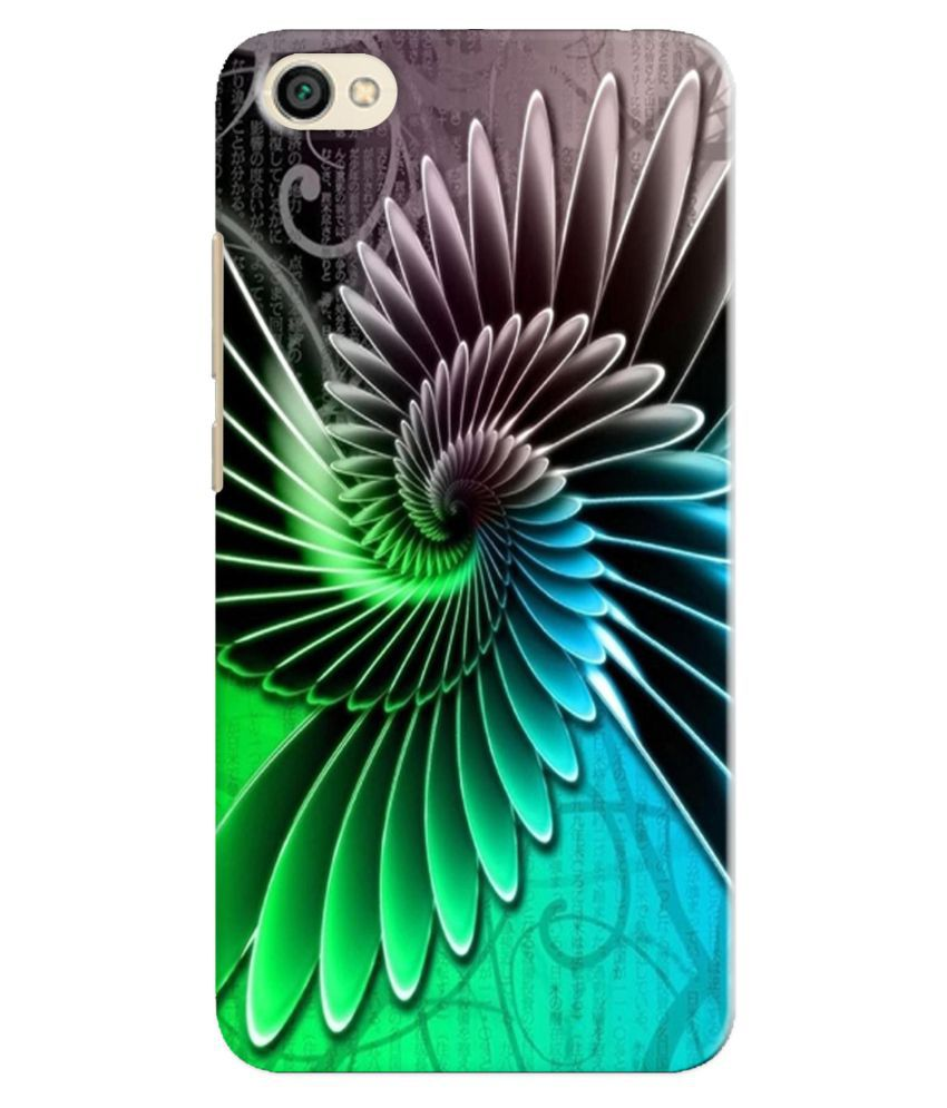 Vivo Y55 Printed Cover By HI5OUTLET