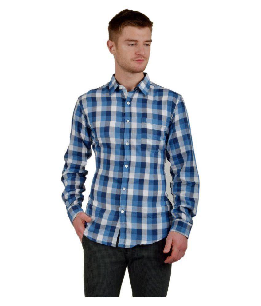 Woven Craft 100 Percent Cotton Shirt