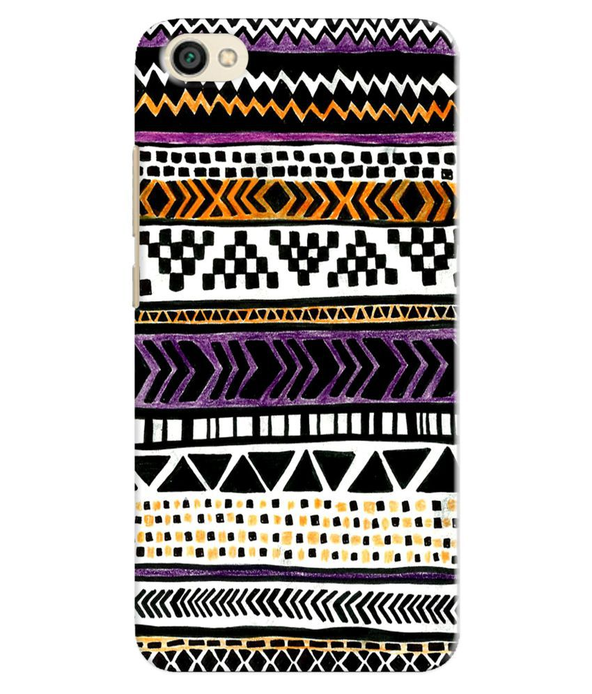 Vivo Y55L Printed Cover By HI5OUTLET