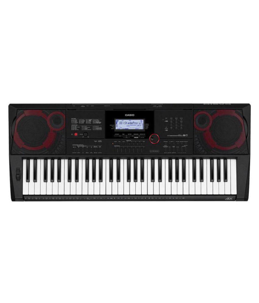 Casio CT X8000 Keyboard 61 Keys