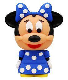 Pankreeti PKT467 Minnie Mouse 32GB USB 2.0 Fancy Pendrive Pack of 1