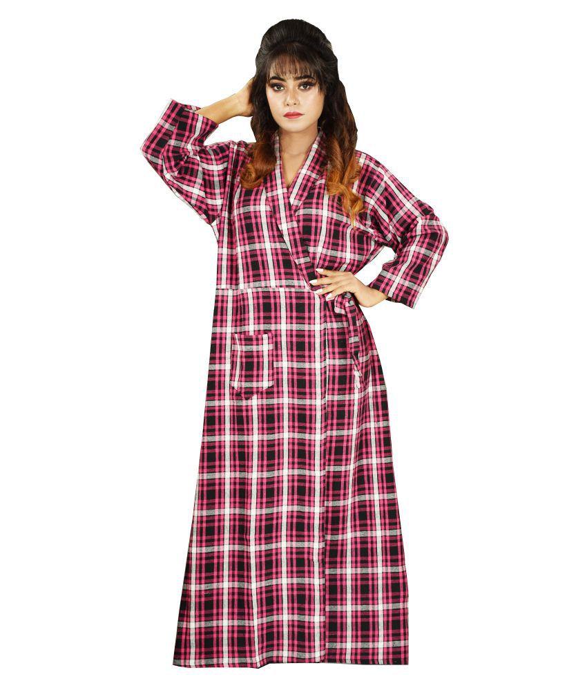 CLYMAA Woolen Robes - Multi Color