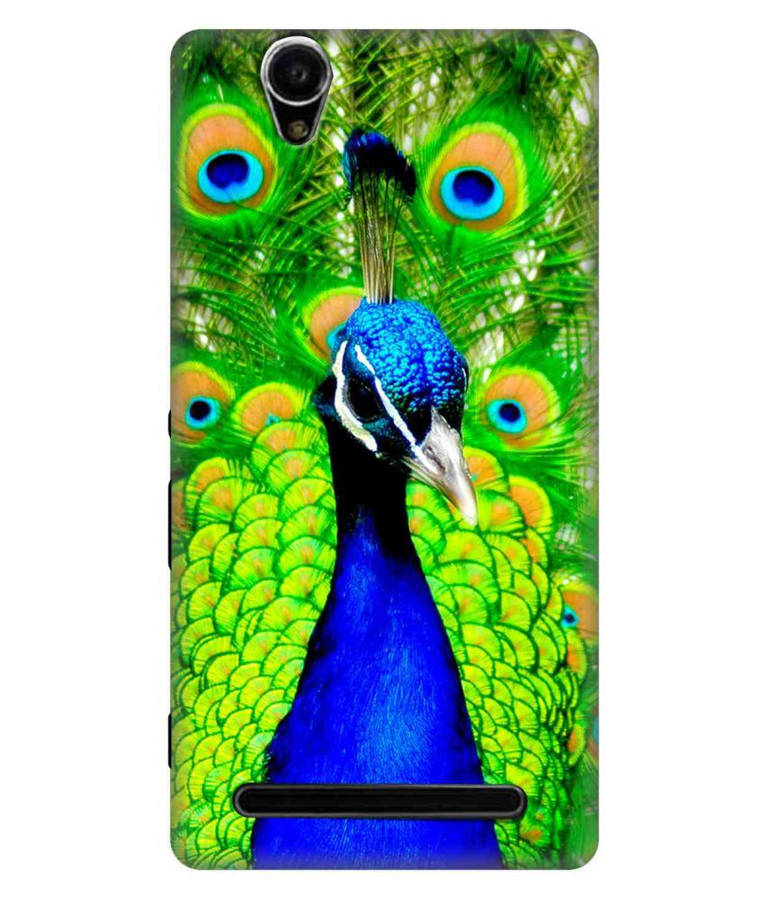 Sony Xperia T2 Ultra 3D Back Covers By 7C
