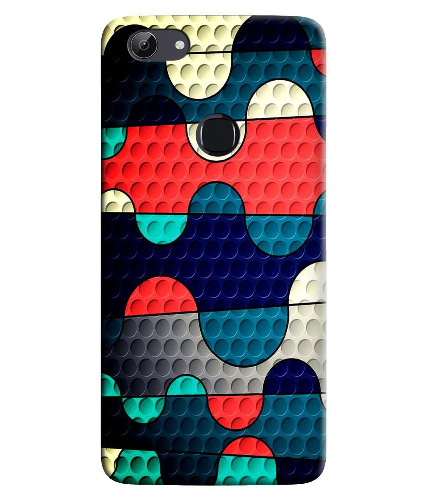 Oppo F5 Youth Printed Cover By HI5OUTLET