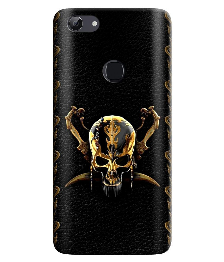 Oppo F7 Youth Printed Cover By HI5OUTLET