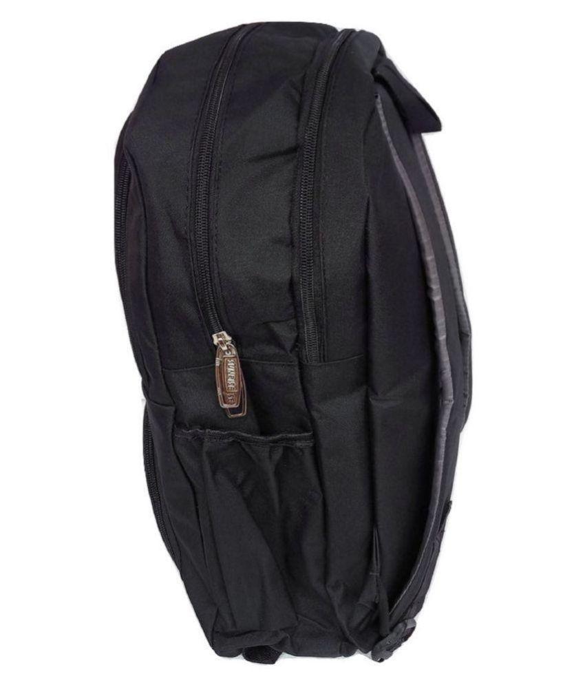 707104238ba0 Adidas Black Synthetic College Bag Adidas Black Synthetic College Bag ...