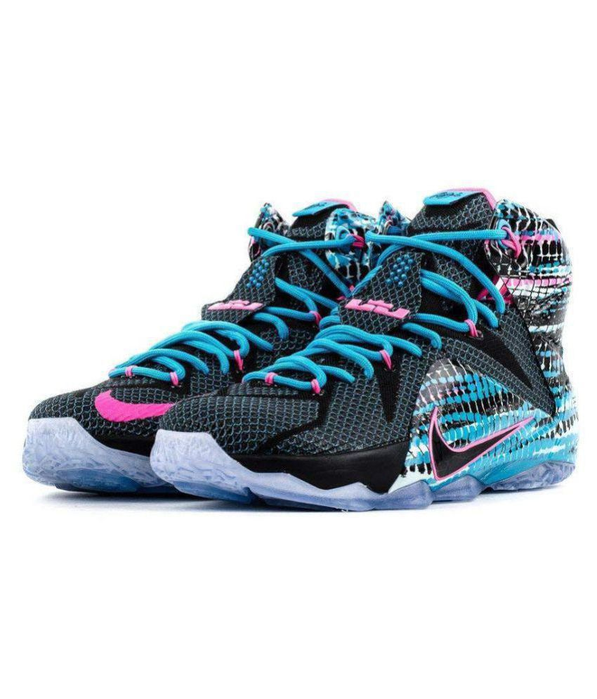 huge selection of d663b e4ad4 ... low cost nike lebron 12 blue basketball shoes 8c5f5 0a9b0