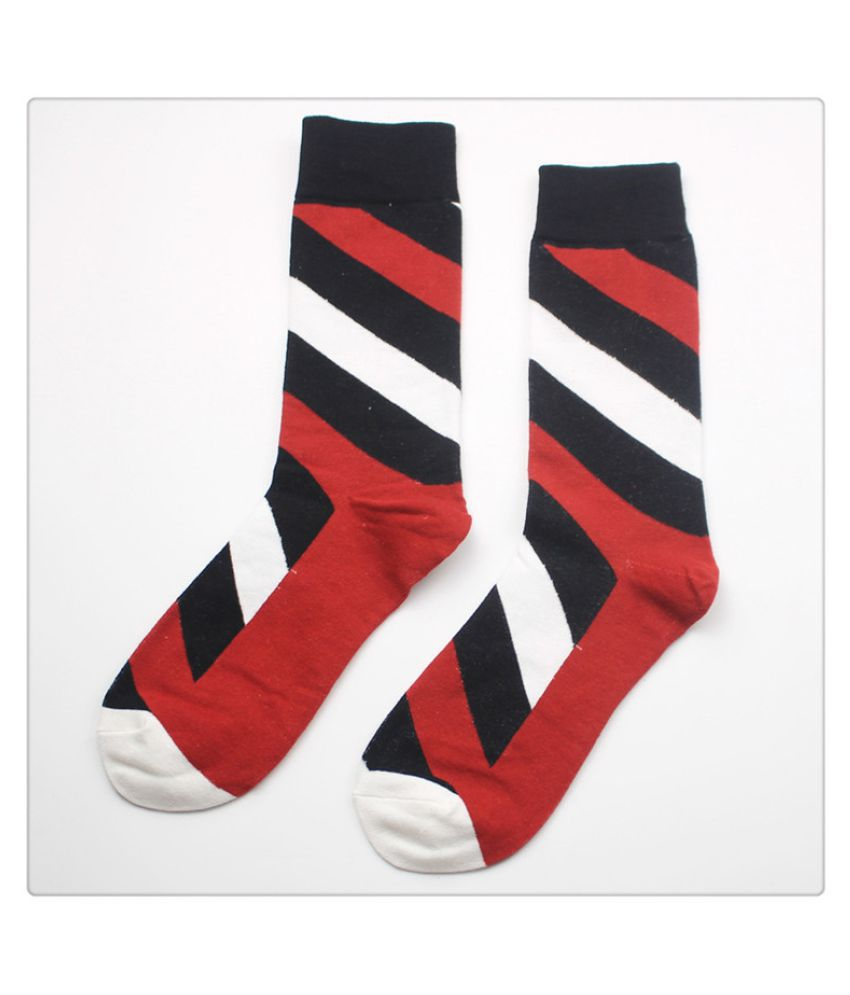 Paris Bally Black Sports Mid Length Socks