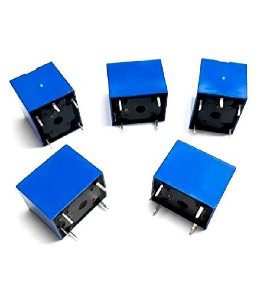 Buy TechDelivers 50PCS OF HIGH QUALITY 5V or 6V PCB MOUNT SUGAR CUBE