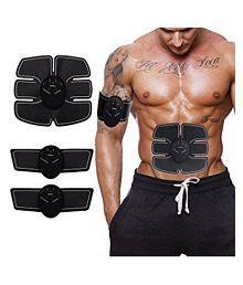 Wireless ABS Muscle Stimulator EMS Stimulation Body Slimming Beauty Machine Abdominal Muscle Exerciser Training Device Body Massager