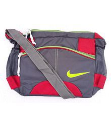 Quick View. Nike Latest Trendy Stylish Bag for School College Other Red  Nylon Casual Messenger Bag ea6deba4c7063