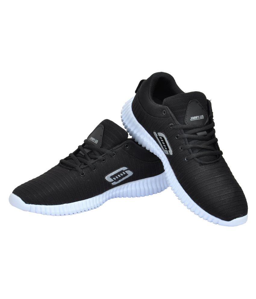 56e1acf610b Vibs India Sneakers Black Casual Shoes - Buy Vibs India Sneakers Black  Casual Shoes Online at Best Prices in India on Snapdeal