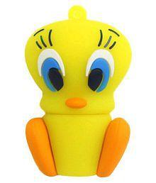 Pankreeti Tweety Bird 32GB USB 2.0 Fancy Pendrive Pack of 1