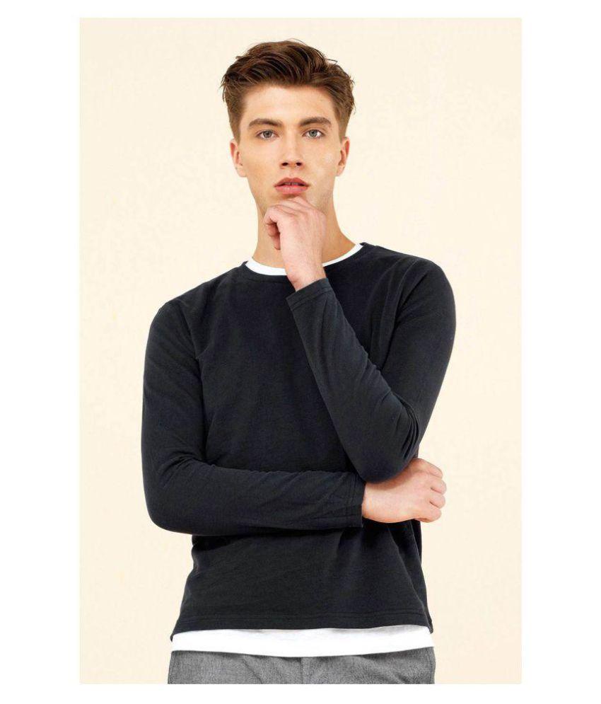 Jhakaas White Full Sleeve T-Shirt