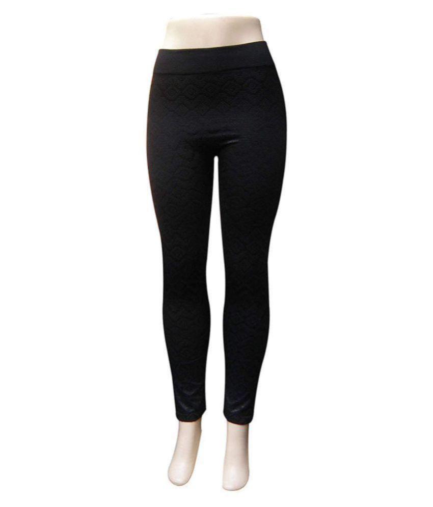 0d1813696ce G STAR FASHION Women s Winter Warm Fleece Lined Leggings for Women ...