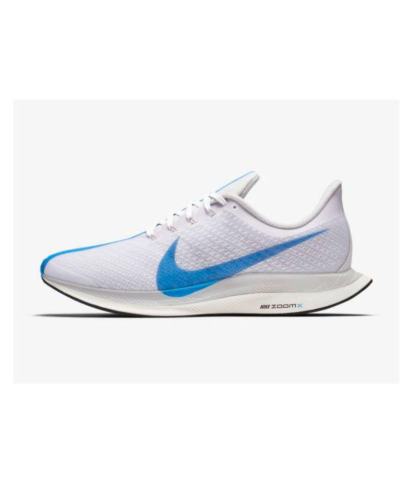 ffad74e2801 Nike Nike Pegasus Turbo Running Shoes White For Gym Wear  Buy Online at Best  Price on Snapdeal