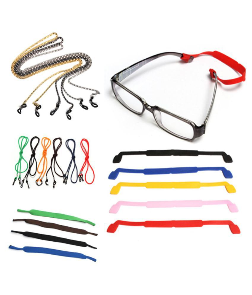 6c7d7432c2 Reading Sport Glasses Spectacles Sunglasses Neck Cord Strap Chain String  Lanyard ...