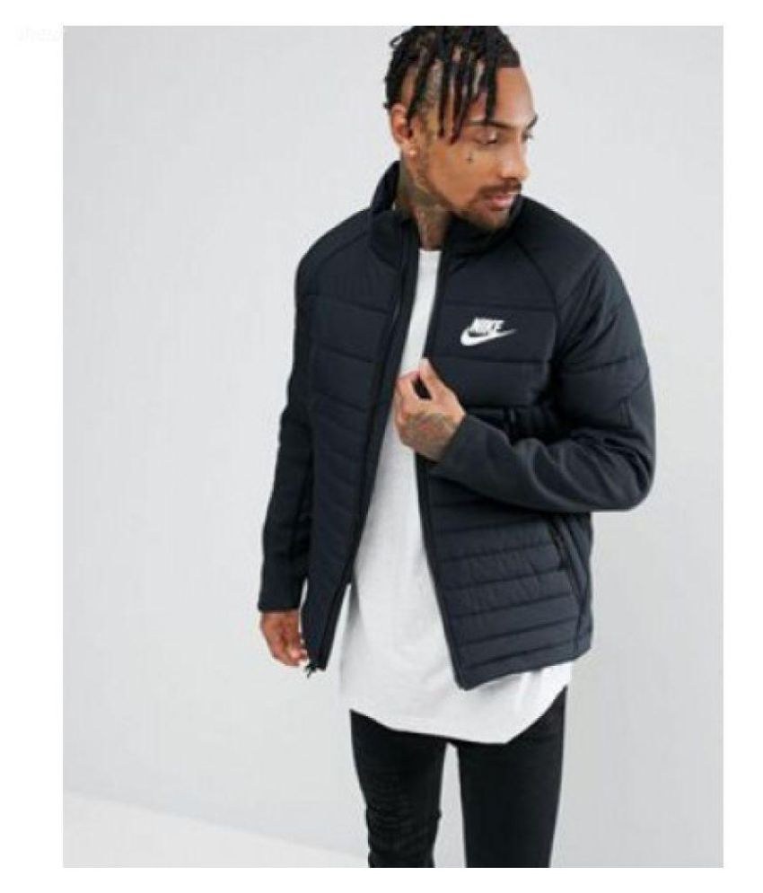 fc06a6a77d Nike Navy Polyester Terry Jacket - Buy Nike Navy Polyester Terry Jacket  Online at Low Price in India - Snapdeal