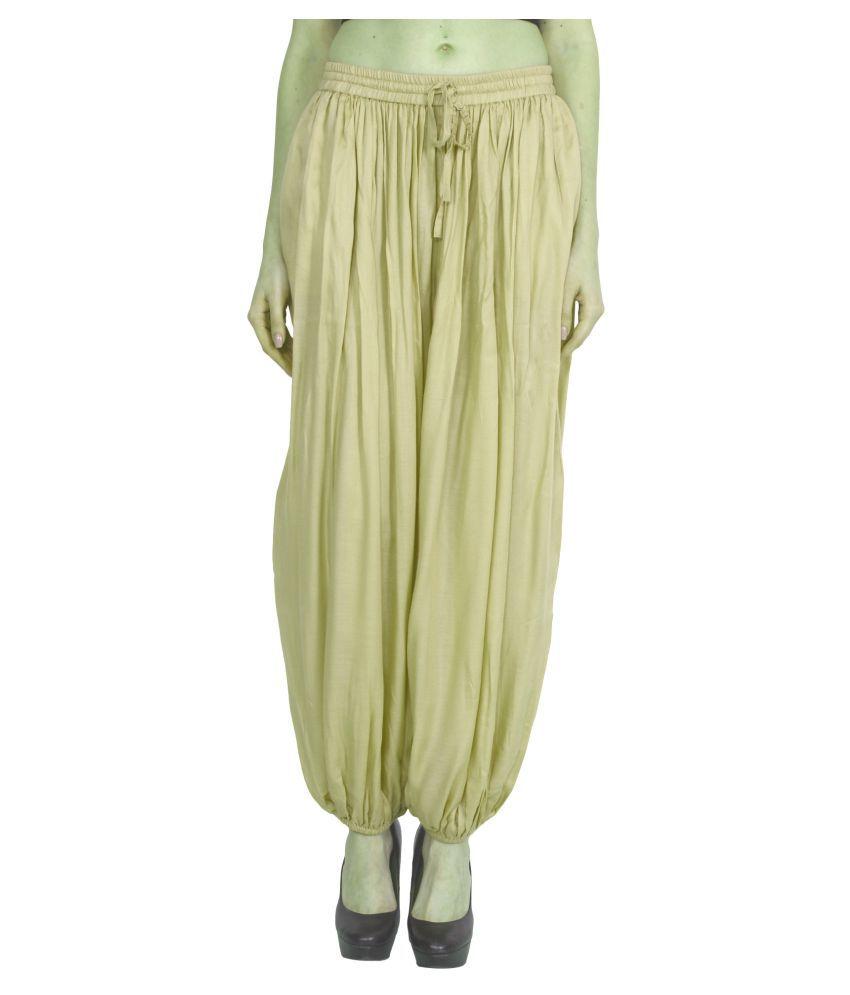 Patrorna Blended Single Harem Pants