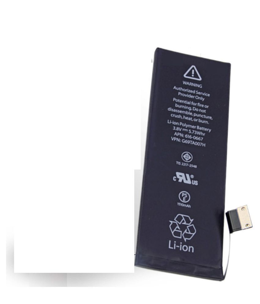 Apple iPhone 5S 1560 mAh Battery by SNPD