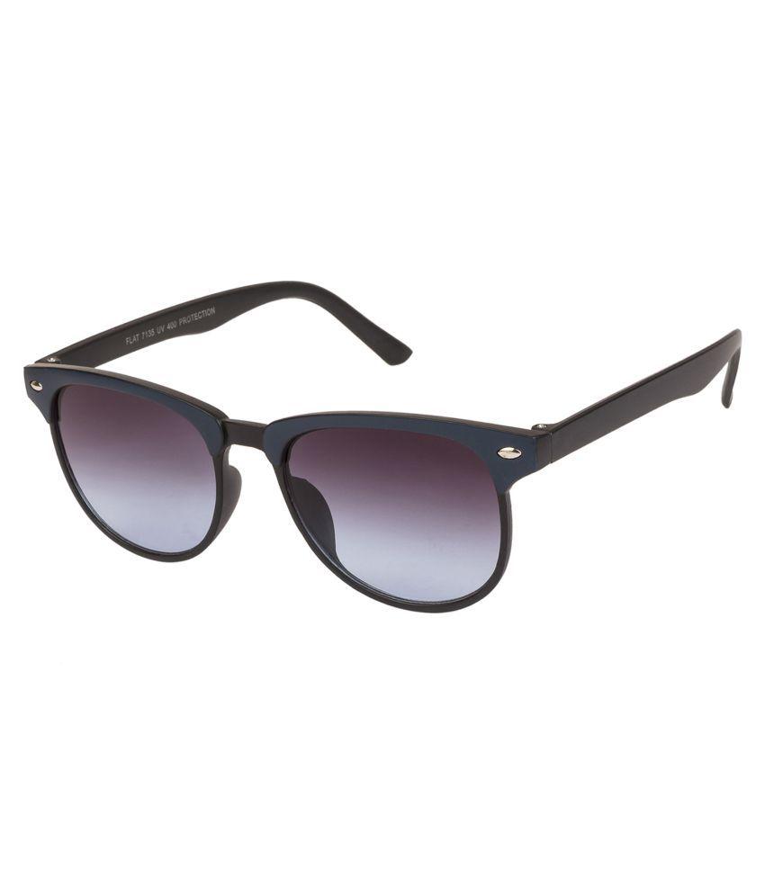 Arzonai Black Wayfarer Sunglasses ( MA-319-S1 )