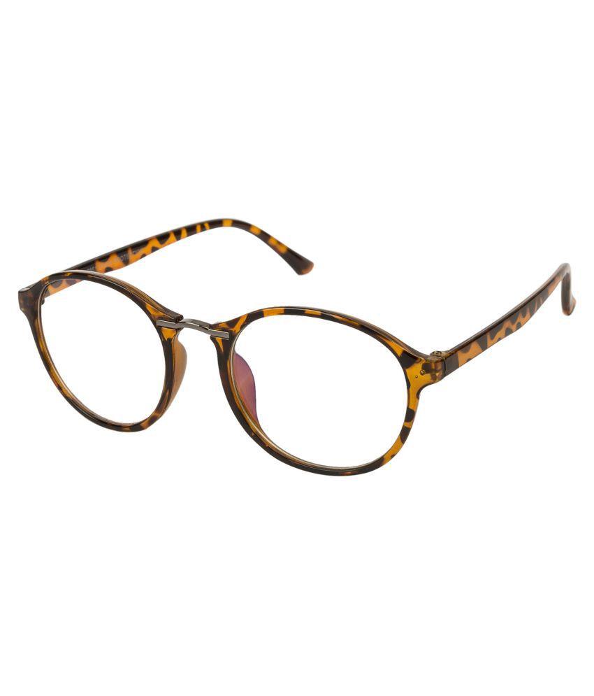 Arzonai Clear Round Sunglasses ( MA-666-S9 )