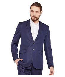d4022731750 Size 36 38 40 42 44 46. Quick View. Routeen Blue Plain Formal Blazers