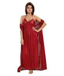 ae01f8eff6a Women Nightwear Upto 80% OFF  Women Nighties