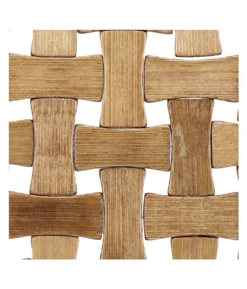 Delfe Set of 2 Bamboo Coaster