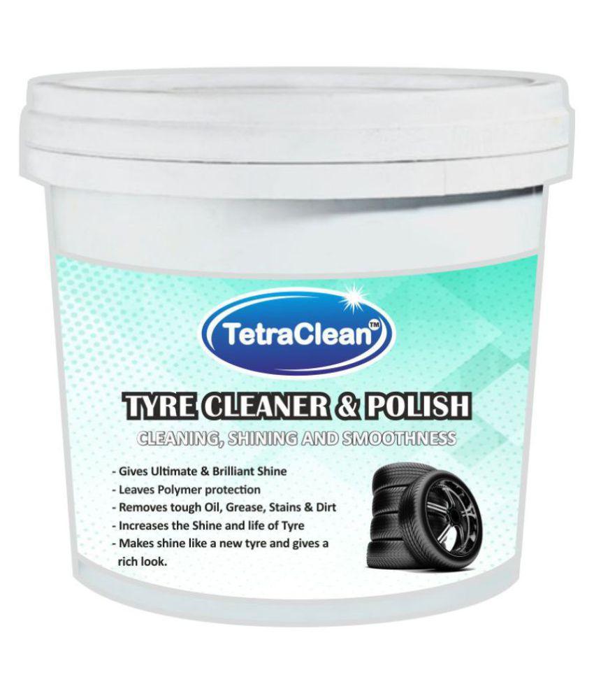 TetraClean Wheel Tyre Polish